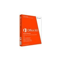 Office365 Home Prem 32/64 French Subscr 1YR US/Canada Only Medialess