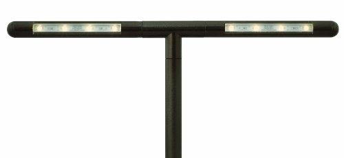 Hinkley Lighting 15402Bz Nexus 2 X 3-Watt Low Voltage 15-Volt Led Small T Flood Light, Bronze Finish