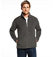 Blue Harbour Quilted Patch Fleece Top with StayNEW™