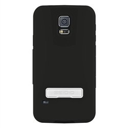 Seidio Samsung Galaxy S5 Capsa With Kickstand - Black