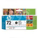 HP 72 Black Original High Capacity Matte Ink Cartridge with Vivera Ink (C9403A)