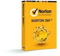 Norton 360  v6.0, 1 User, 3 PCs 1 Year Subscription Upgrade (PC)