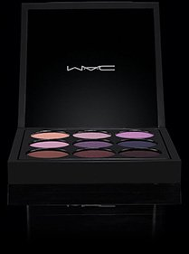 Mac Eye Shadow X 9: PURPLE TIMES NINE