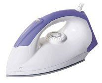Havells GHGDIAFV100 1000-Watt Oro Dry Iron (White)
