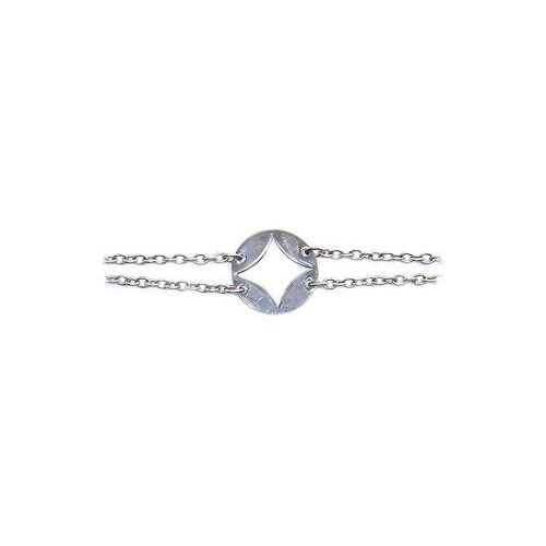 Beautiful Unisex Chain Bracelet Made From High Quality Stainless Steel