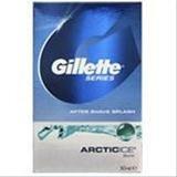 New Gillette Aftershave Arctic Ice Splash 50