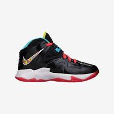 hot sale online 1f3d3 59e87 Nike Lebron soldier 7 Fruity Pebbles Black Red 599818 004 ...