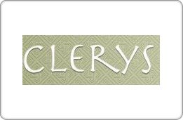 Clerys Gift Card ($10)
