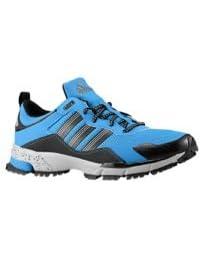 Adidas Response TR Rerun Running Shoes - Solblue/Black/Tegrn (Mens)