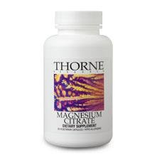 Magnesium Citrate (140mg) 90 C by Thorne Research