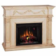 Gossamer Electric Fireplace picture B004C5TVRW.jpg