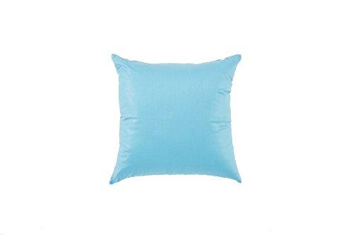 Eridaneo Cuscino Bombato CINTZ, Colore: Azzurro Chiaro, Misura: cm 50X50