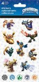 Skylanders SWAP Force LightCore Series Stickers 4 ct