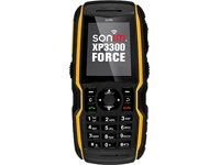 Sonim XP3300 Force (gelb) sim-free, unbranded