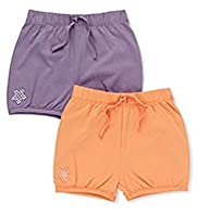 2 Pack Pure Cotton Star Appliqu Shorts