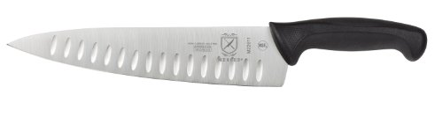 Mercer Culinary Millennia Granton Edge Chef'S Knife, 10-Inch