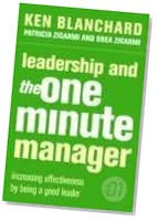 one minute manager leadership styles One minute manager & leadership: praising & reprimanding video based on the one minute manager & leadership book situational leadership stylesm4v.
