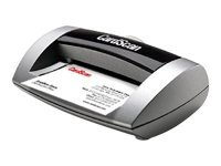 Cardscan software and scanner.