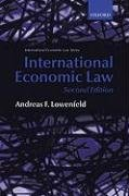 International Economic Law (International Economic Law Series)