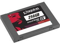 Kingston 256 GB SSDNow V+100 SATA 2 3.0 Gb-s 2.5-Inch Solid State Drive SVP100S2/256G