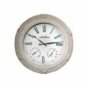 Seth Thomas Versailles Parchment Dial Solar Wall Clock