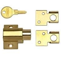 Stanley 610500 - Bright Brass(3) Window Lock ...