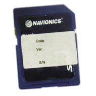 Navionics Gold petites 545 - Eagles - Cadix