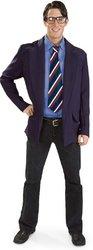 [Reversible Clark Kent/Superman Adult PROD-ID : 1436687] (Reversible Clark Kent Superman Costume)
