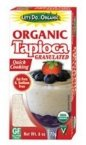 Let's Do...Organics Organic Tapioca Granules (6x6 OZ)