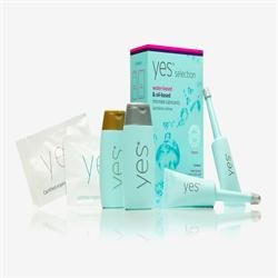 Yes Vaginal Lubricant Boxed Set 1 box