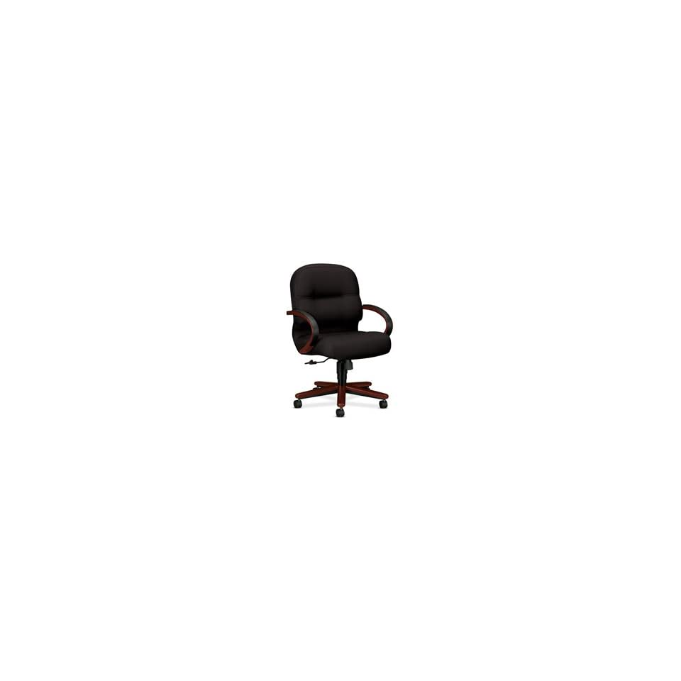 HON Company Products   Managerial Mid Back Chair, 26 1/4x28 3/4x41 3