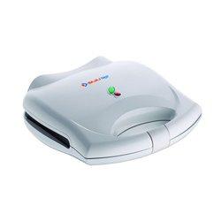 Bajaj Majesty SWX3 Sandwich Toaster (White)