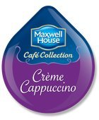 Maxwell House Creme Cappuccino T-Disc 32 Count