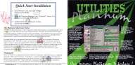Utilities Platinum Cd-rom - Volume 1 Ver. 1 (Limelight)
