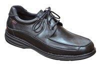 DIAN, Scarpe stringate uomo Nero negro 48