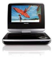 Philips PD7040 Lecteur DVD portable DivX Ecran 7