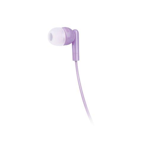 Merkury Innovations Mi-Eb200-576 Pastel Earbuds - Light Purple