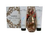 Bebe Wishes and Dreams 3 Piece Gift Set (Eau de Parfum Spray, Body Lotion, Shower Gel)