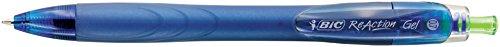 BIC Reaction Gel Eco - Bolígrafo, color azul