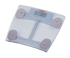 Trimmer Glass Body Fat Analyzer Scale