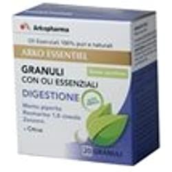 Granuli di Oli Essenziali (8g.) per smettere di fare rutti