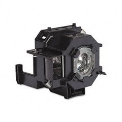 Electrified ELPLP41 Replacement Lamp with Housing for Epson Projectors
