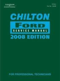 chilton-ford-service-manual-2008-edition-volume-ii-expedition-five-hundred-focus-freestar-freest