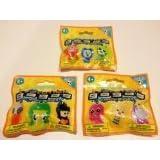 GoGos Crazy Bones Series 2 Evolution Set - (3 Packs Of 3 Pieces)