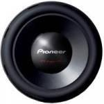 Pioneer TS W 8102 SPL Subwoofer