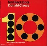 Ten Black Dots (0590464795) by Crews, Donald