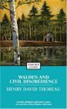 Walden and Civil Disobedience (Enriched Classics) (0743487729) by Henry David Thoreau