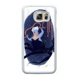 Fashion image DIY for Samsung Galaxy S6 Edge Cell Phone Case White Disney villains Ursula Best Gift Choice For Birthday HMB3464818
