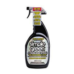 Stainless Steel One-Step Cleaner & Polish, 32Oz Spray Bottle front-533880