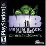 Sony Playstation Infogrames Men In Bl...